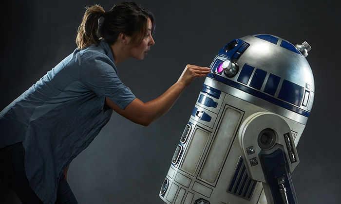 Sideshow Toys выпустили R2-D2 в натуральную величину