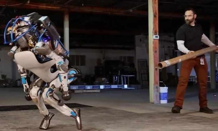 С глаз долой, из сердца вон: зачем Google продает Boston Dynamics