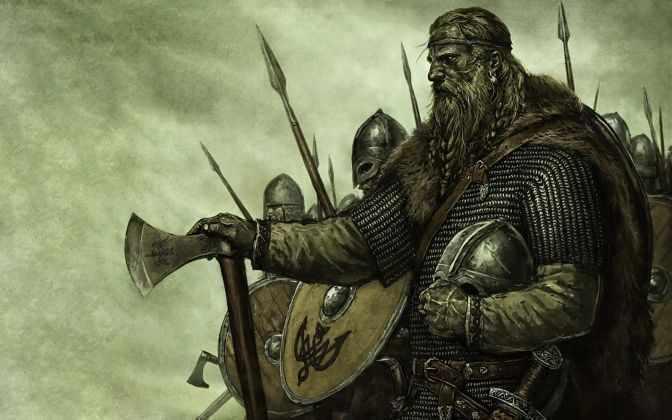 Законы по которым жили викинги