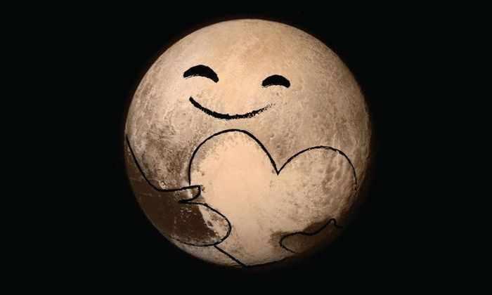Ученые узнали, как возникло ледяное «сердце» Плутона