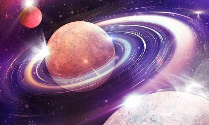 Астрономы впервые обнаружили планету со смещающейся орбитой