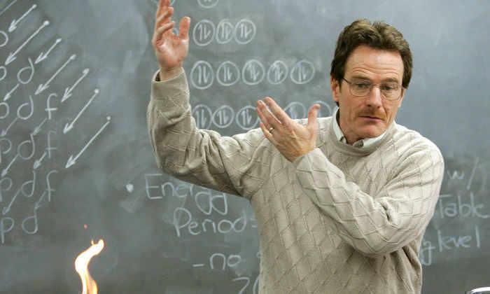 Тест: смогли бы вы работать учителем химии?