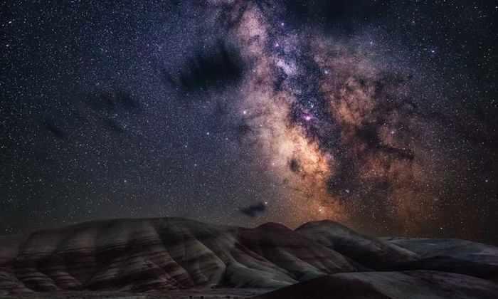 Просто космос: самые красивые астрофотографии года