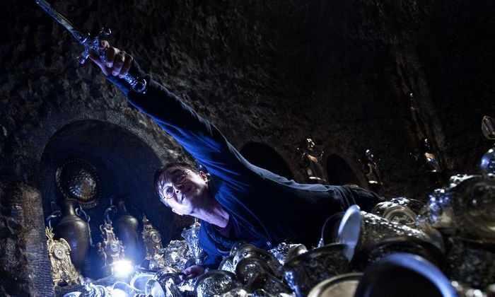 Почему Гарри Поттер в