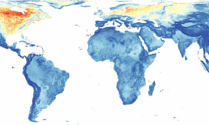 Климатический геноцид: 14 500 лет назад население Европы исчезло