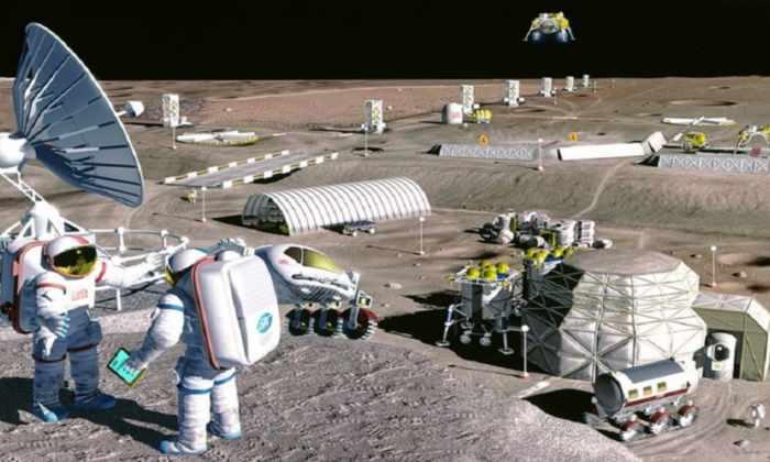 В США разработали компактный ядерный реактор для Марса