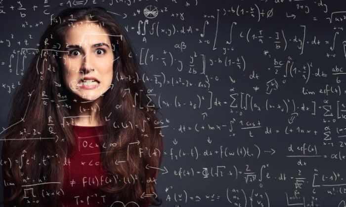 Бояться математики – это нормально, но только для 17% людей
