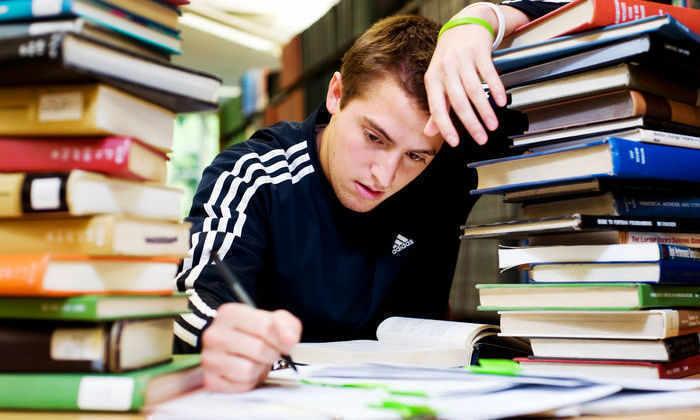 Можно ли похудеть от учебы?