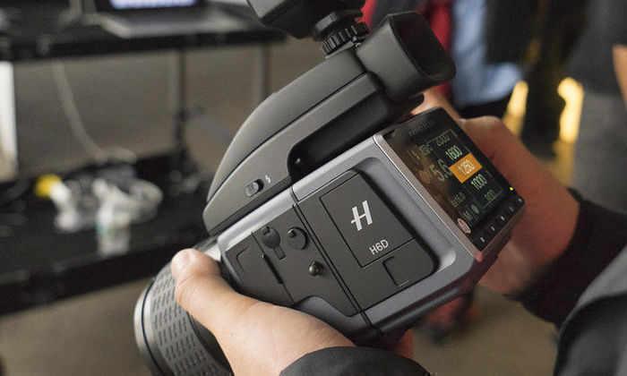 Камера по цене BMW: новинка Hasselblad за $33 тыс.