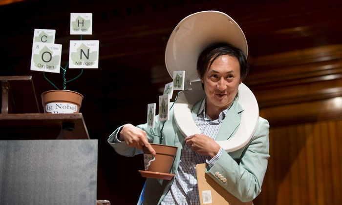 Тест: за что бы вы получили Шнобелевскую премию?