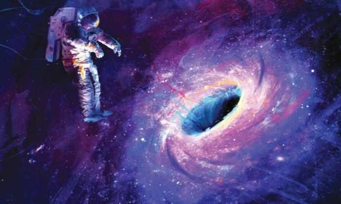 Ученые рассчитали, как можно выжить в черной дыре и попасть в другую вселенную