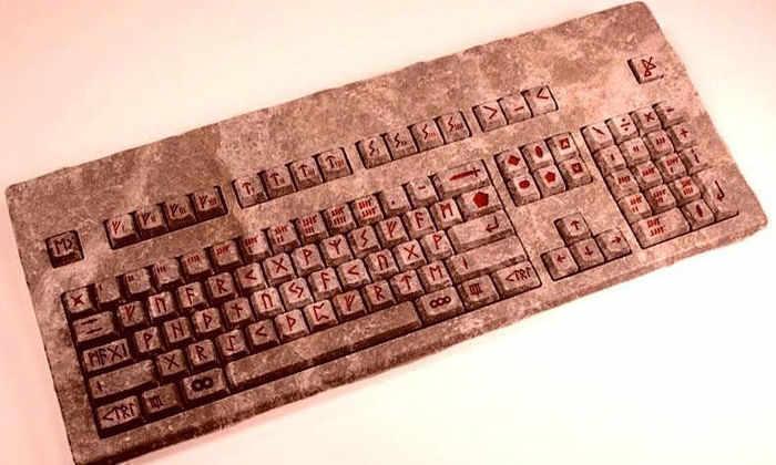 Германские руны, Bluetooth, троллфейсы и «историки всё выдумали»