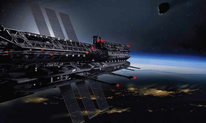 Российский предприниматель создаст государство в космосе