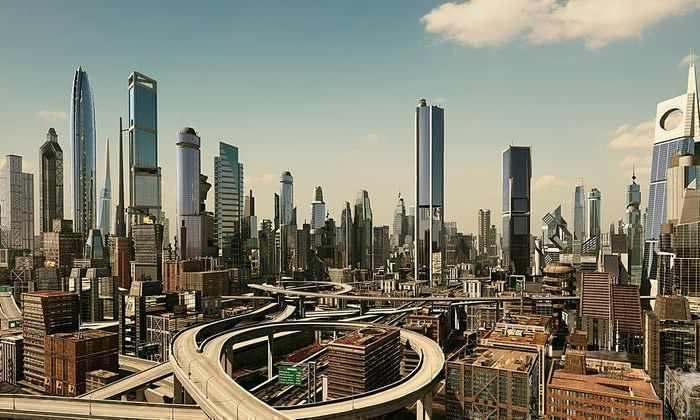 25 самых технологичных городов будущего