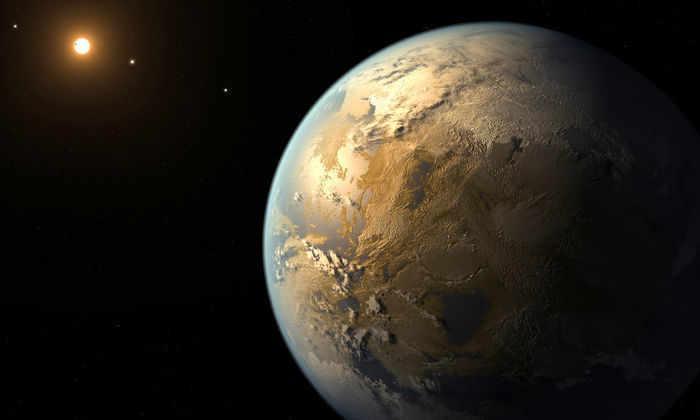 Тест: что вы знаете о далеких планетах?