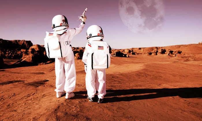 Роскосмос заплатит 127 млн рублей за траекторию полета к Луне, Марсу и Юпитеру