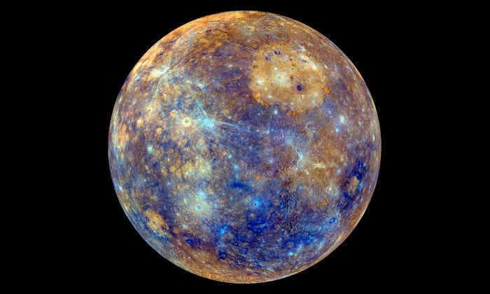 На Меркурии обнаружена тектоническая активность