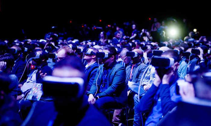 На все 4 стороны: Samsung показала камеру, снимающую на 360 градусов
