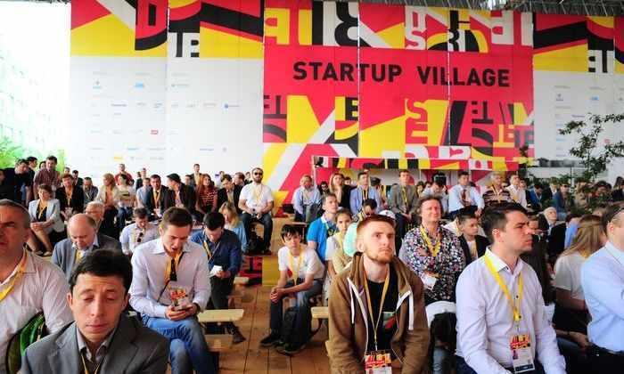 Skolkovo Startup Village: трансляция с места событий