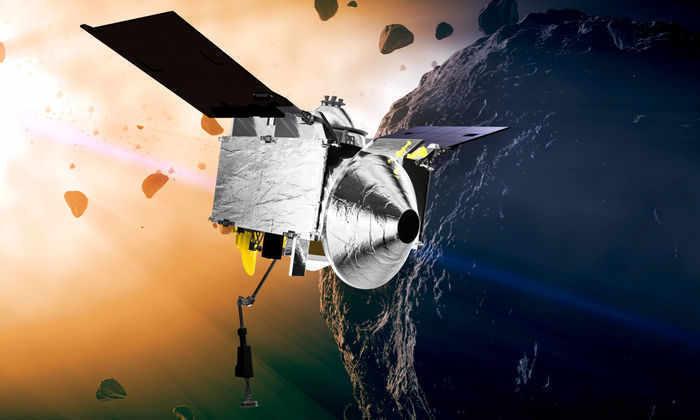 Ущипнуть астероид-убийцу: все о миссии OSIRIS-REx