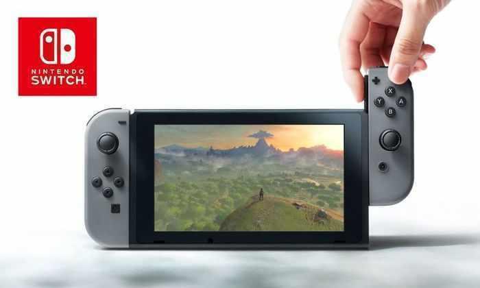 Nintendo презентовала новую игровую систему