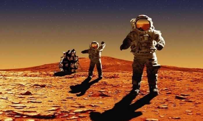 Путешествие на Марс может обернуться для космонавтов слабоумием