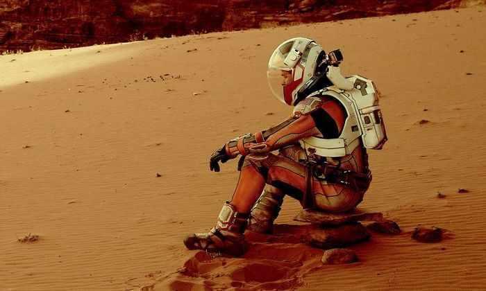 Когда на Марсе начнут цвести яблони