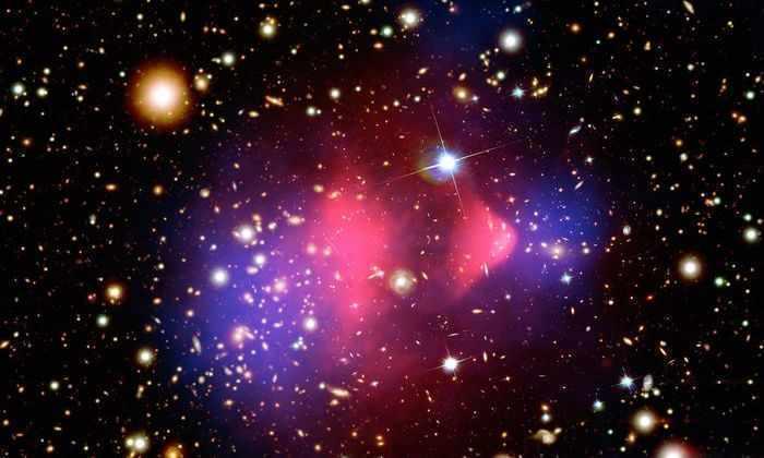 В поисках темной материи: по следам аксиона
