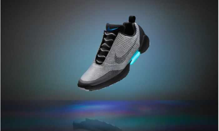 Кроссовки Nike с автоматической шнуровкой появятся в продаже в ноябре