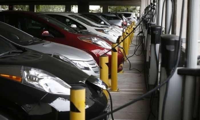 Электромобили захватят авторынок в 2020-х