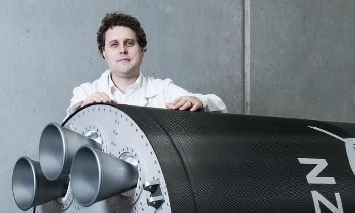 Доступный космос: напечатанная на 3D принтере ракета готова к полету