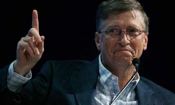 Топливо прогресса: Билл Гейтс призывает политиков инвестировать в науку