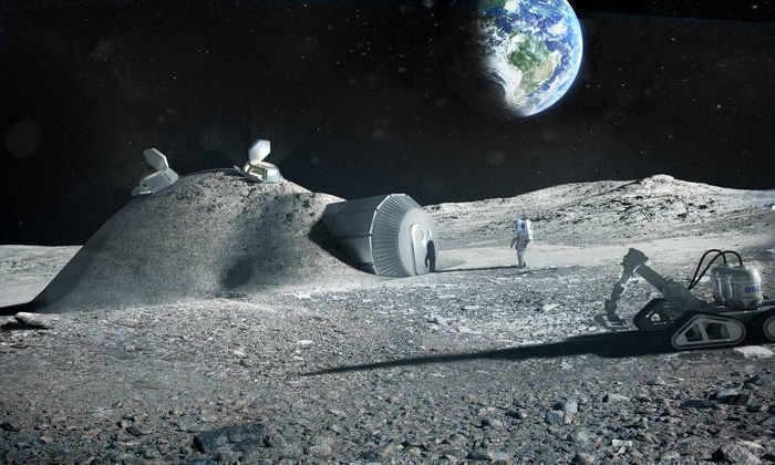 Тренировка перед Марсом: на Луне появится постоянная деревня