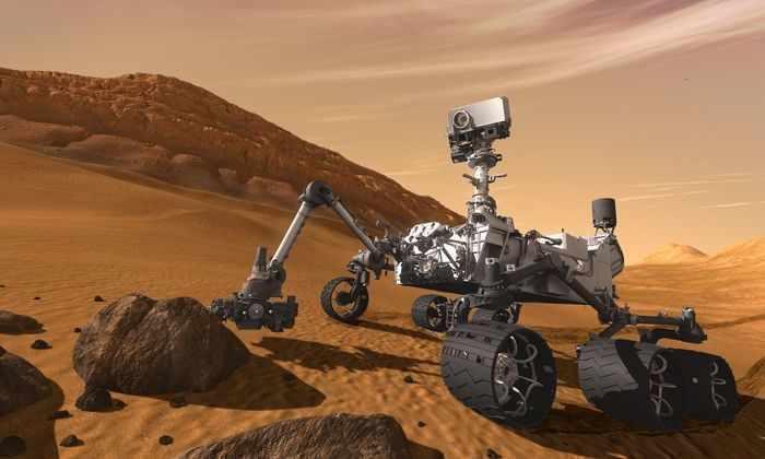 Что нужно знать о марсоходе Curiosity