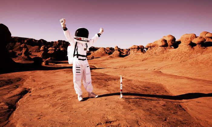 Тест: взяли бы вас в полет на Марс?