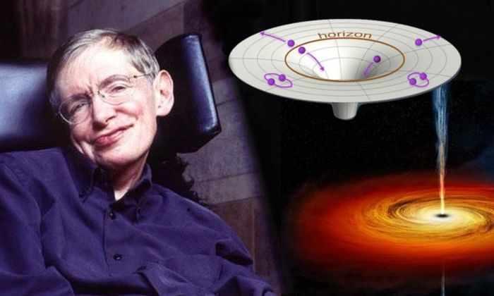 Нобель для Хокинга: излучение черных дыр существует