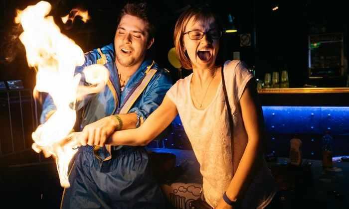 Секс, наркотики и ракеты: как прошел Science Slam двух столиц