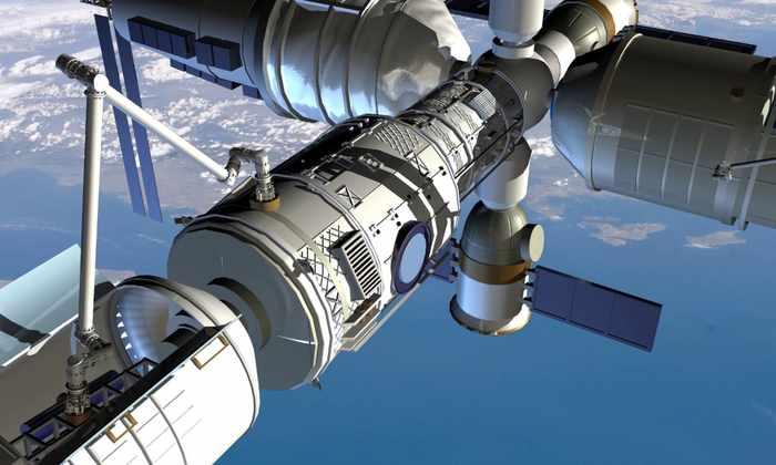 Китай запустит космическую лабораторию в прямом эфире