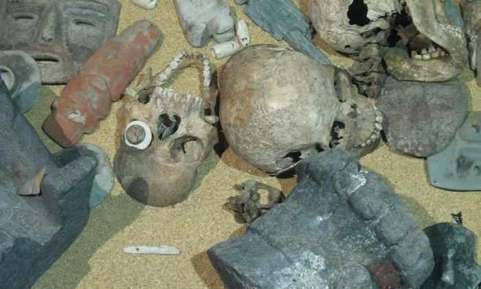 Пасть порву, моргалы выколю: как ацтеки расправлялись с врагами