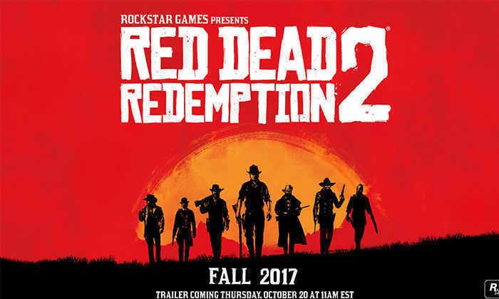 Для Xbox One и PS4 анонсирована игра Red Dead Redemption 2