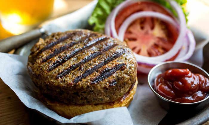 Вегетарианское мясо: и гамбургер съесть, и корову спасти