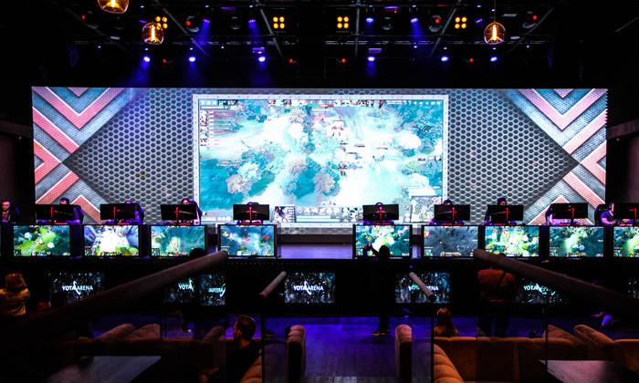 Как выглядит самая большая в Европе арена для киберспортсменов