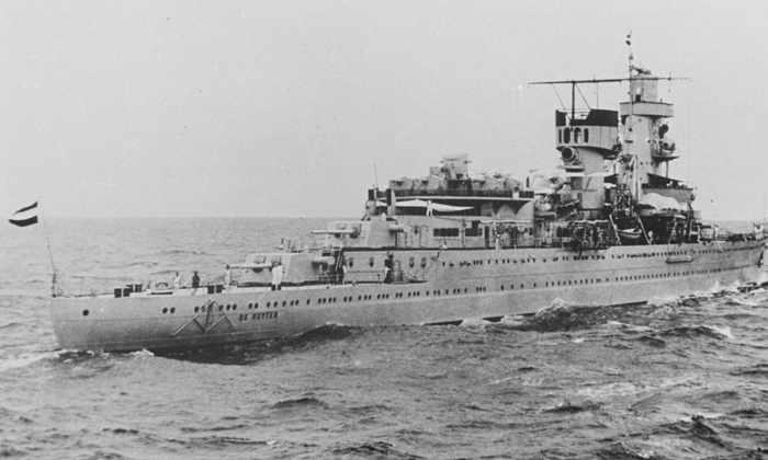 Затонувшие корабли времен Второй Мировой исчезли со дна Яванского моря