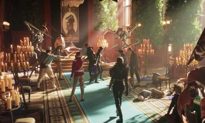 Dishonored 2 – новый кинематографический трейлер