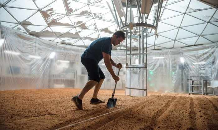 Овощи на Марсе: ученые вырастили томаты на