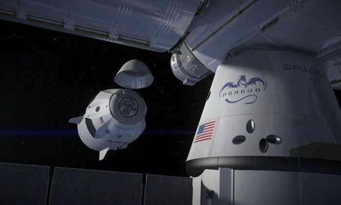 Space X доставит на МКС микроорганизмы из Чернобыля
