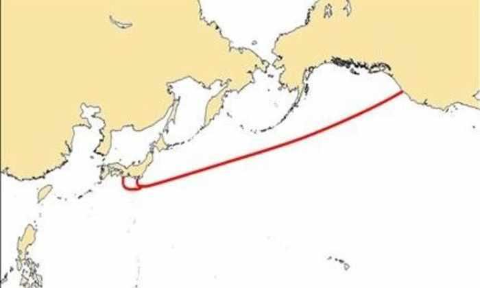 Google запустил 9000-километровый подводный интернет-кабель