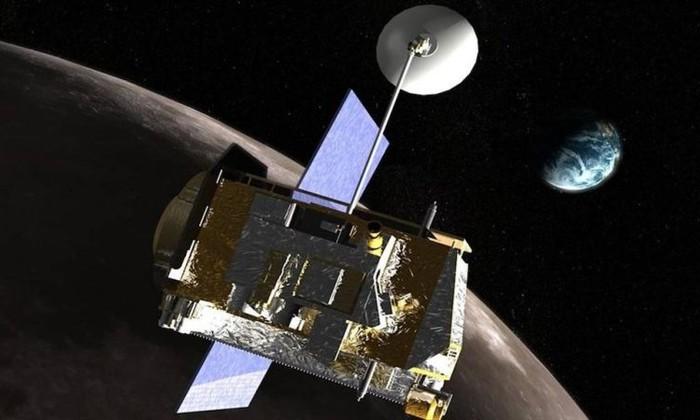 NASA обнаружило потерянный космический корабль на орбите Луны