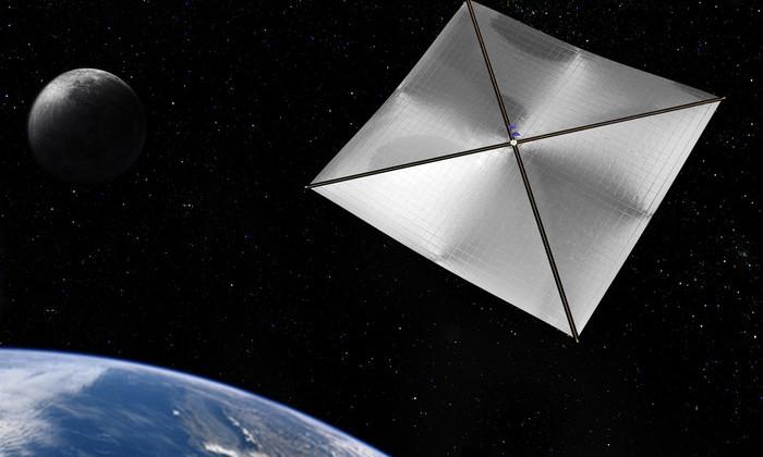 Найден способ затормозить межзвездный корабль, движущийся на скорости 13 800 км в секунду