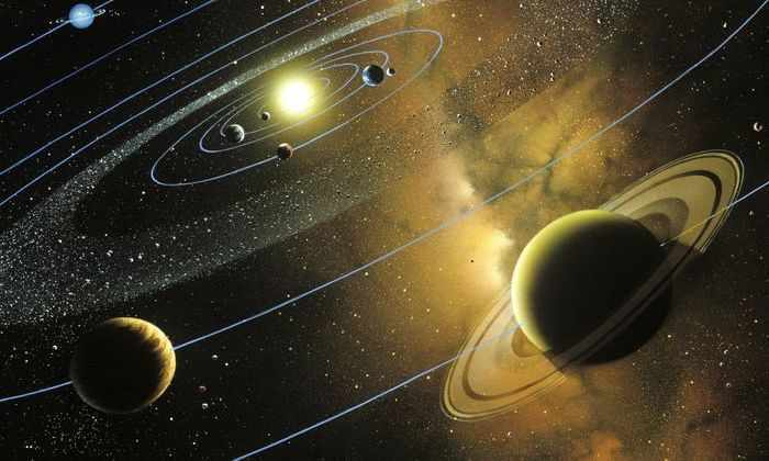 Найдены следы присутствия кюрия на ранних этапах развития Солнечной системы